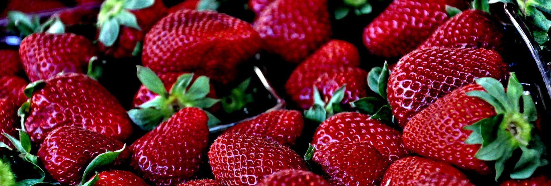 Truskawki najbardziej zatrutymi owocami świata