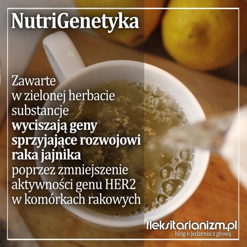 NutriGenetyka: Herbata
